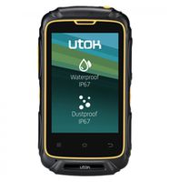 Smartphone UTOK Dorel 3 Black-Orange
