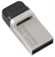 32GB Transcend JetFlash 880 Silver