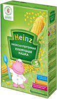 Heinz Низкоаллергенная кукурузная кашка без молока (5m+)