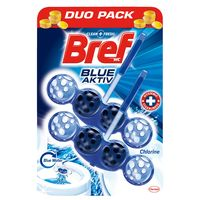 Bref WC Blue Activ Duo Pack, 2x50 г