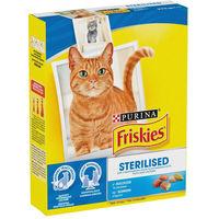 FRISKIES для стерилизованных котов, 10kg