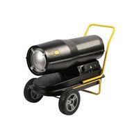Теплодуйка BGO1401-50 Fan Heater 50 кВт