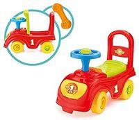 Каталка Мой первый автомобиль, красный, код 42457