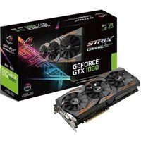 ASUS STRIX-GTX1080-A8G-GAMING GTX1080, 8GB GDDR5X 256bit 1835/10010MHz