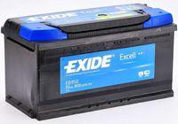 **АКБ Exide  EXCELL 12V  95Ah  800EN  353x175x190 -/+, EB950