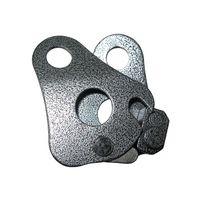 Зажим страховочный BS-Krok Капля Алюминиевая, KROK 03102