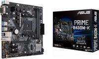 MB Asus PRIME B450M-K mATX