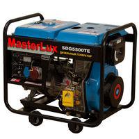 купить Генератор MasterLux SDG5500TE (электростартep) в Кишинёве