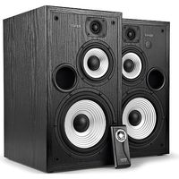 "cumpără Edifier R2700 (Studio 7)  Black, 2.0/ 128W (2x64W) RMS, Three-amping, Hi-Fi, Audio in: two digital (Optical, Coaxial) & two analog (RCA), remote control, wooden, (6.5""+4""+3/4"") în Chișinău"