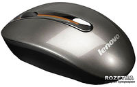 Lenovo Wireless Mouse N3903A, Metall