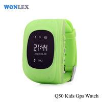WONLEX Q50 Детские часы с GPS