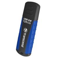 TRANSCEND 128GB JetFlash 810, черный-синий