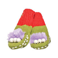 Варежки детские Knitwits Al The Allien Mittens, AK2960