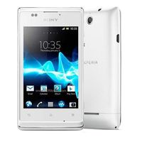 Sony Xperia E (C1605) 2 SIM (DUAL) White