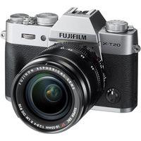 Фотокамера FJIFILM X-T20 Kit XF18-55mm Silver