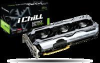 INNO3D / iChiLL GeForce GTX 1070 Ti X3 V2 / 8GB DDR5, 256bit