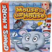 Simba Настольная игра Мышки в домике