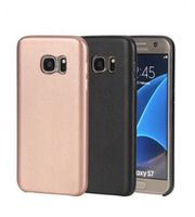 Чехол для Samsung Galaxy S7 Touch series Rock( Black/Gold )