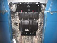 "!                Toyota  Land Cruiser Prado 150 защита картера мотора коробки SHERIFF ""!"