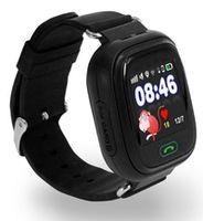 Smart Watch Wonlex Q90s GPS  Black