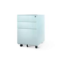 cumpără Dulap metalic pentru depozitarea documentelor cu 3 sertare, 600x520x390 mm în Chișinău