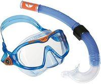 Маска для ныряния Aqualung Combo Mix Blue CL/L
