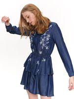 Платье TOP SECRET Темно синий ssu2673