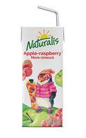 Naturalis яблоко-малина 0,2 Л