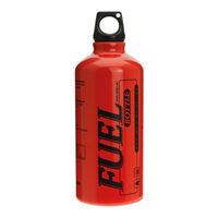 Бутылка для топлива Laken 600 ml Fuel Bottle, red, 1952-R