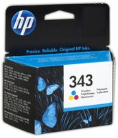 Картридж струйный HP №343 C8766E Color Original