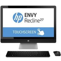 "HP Envy Recline 27-K161, 27"" Win10 Touch i7-4765T 3.0GHz 8Gb 1Tb GeForce GT730A 1Gb DVDRW"