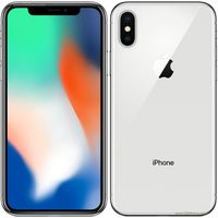 Apple iPhone X 256GB, Silver