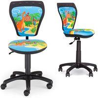 Кресло MINISTYLE GTS Dino цветная ткань
