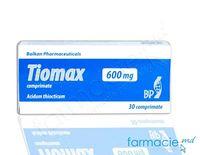 Tiomax comp.600 mg N10x3 (Balkan)