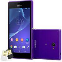 Sony Xperia M2 (D2302) 2 SIM (DUAL) Purple