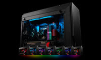 "DEEPCOOL Liquid Cooler ""CAPTAIN 240 EX RGB"", Socket 775/1150/1151/2011 & AM4/FM2/AM3"