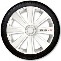 Racing4 RS-T White 16''