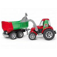 Трактор с погрузчиком, код 43270