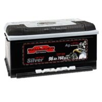 Аккумулятор SNAIDER 96 Ah Silver