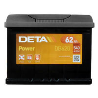 DETA DB620 Power