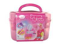 """купить Набор для девочек в чемодане """"Dream of true"""" 19X10X13cm в Кишинёве"""
