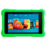 Kindle Fire HD6 Kids Edition, Black Green