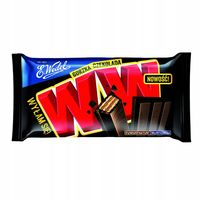 Горький шоколад Wedel WW, 47г