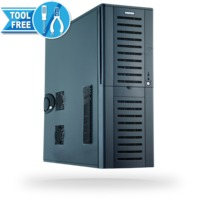 Case ATX Chieftec Big Tower BA-01B-B-B-OP w/o PSU