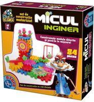 Строительный набор Micul inginer (84 дет.), код 41306