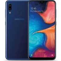 Samsung Galaxy A20 2019 3/32Gb Duos (SM-A205), Blue