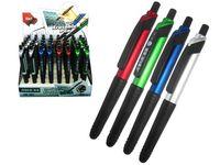 Ручка-стилус co стирателем 2в1, 0.8mm (ф)