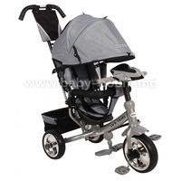Baby Mix UR-XG6519-T16G Трицикл LUX серый