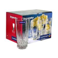 Набор стаканов для воды LMINARC IMPERATOR C7234