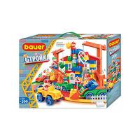BAUER Constructor 200 parts, разноцветный